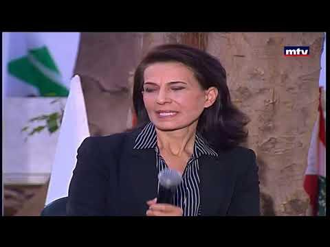 Fouad Abou Nader about Bachir Gemayel on Beirut Al Yawm on October 20, 2017