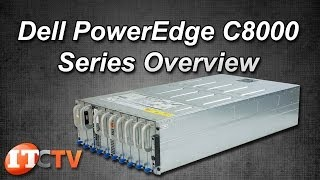 Dell PowerEdge C8000 Review