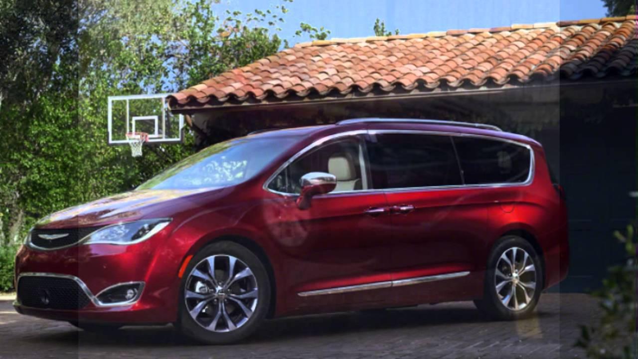 2016 Chrysler Pacifica Velvet Red Pearl Youtube