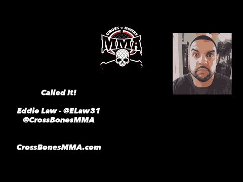 Called It! : UFC 193 - presented by CrossBonesMMA.com