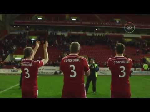 Andrew Considine Testimonial Match - Aberdeen FC v FC Twente