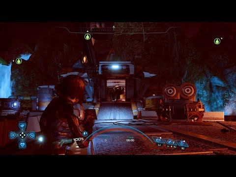 Mass Effect: Andromeda Multiplayer, Human Sentinel on Platinum