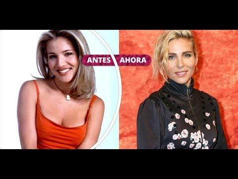 Así Ha Cambiado Elsa Pataky De Al Salir De Clase A Celebrity Internacional Youtube