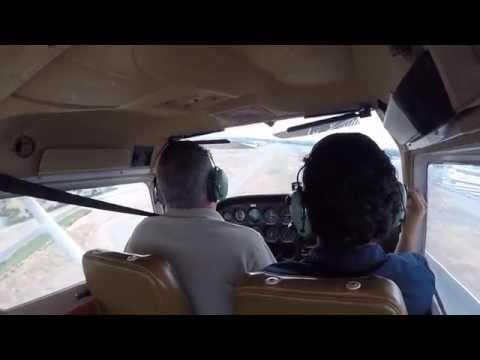 Flying the Pattern at Hayward Executive Airport