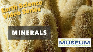 Earth Science Video Series: Minerals