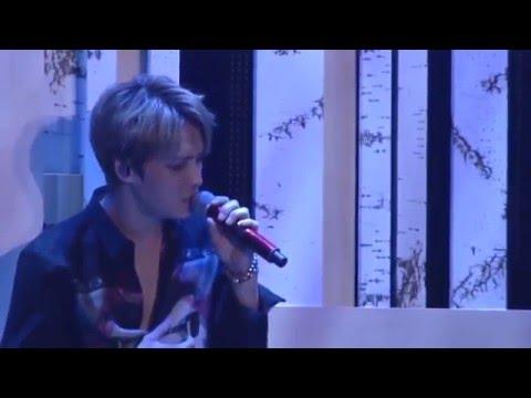 Arukitai 歩きたい ( 걷고 싶다) - Kim JaeJoong (김재중) [LIVE]  [2014 JYJ Ichigo Ichie Japan Dome Tour]