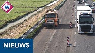 Opnieuw extra rijstrook voor A4 tussen Burgerveen en Den Haag? - OMROEP WEST
