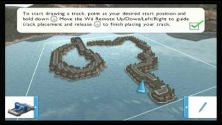 CGRundertow - TRACKMANIA: BUILD TO RACE for Nintendo Wii Video Game Review