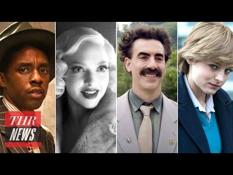 Chadwick Boseman Golden Globes 2021 win leads road to Oscars