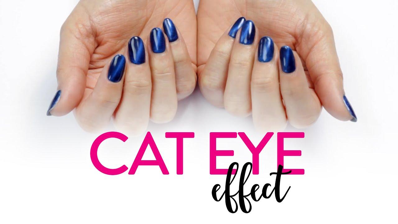 Cat Eye Indigo