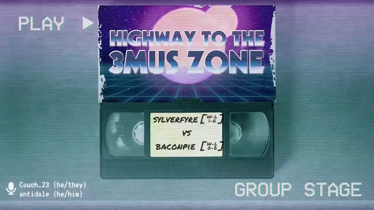FF4FE Highway to the Threemus Zone - Group Stage - sylverfyre vs baconpie