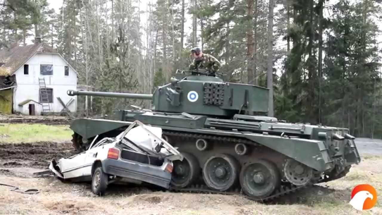 Tank Museum in Parola, Finland 42
