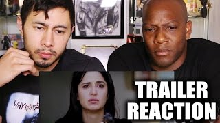 NEW YORK Trailer Reaction by Jaby & Syntell!