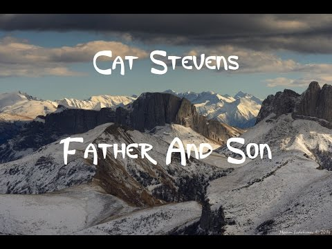 Cat Stevens - Father and Son tradução Trilha Sonora Internacional Sete Vidas