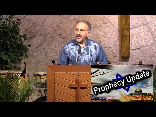 Bible Prophecy Update - July 29th, 2018 - Jerusalem Israel Netanyahu Jewish Nation State Law