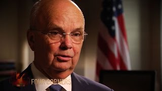 Extended interview with former CIA director Michael Hayden