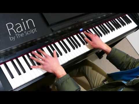 [Piano Cover] 'Rain' by The Script