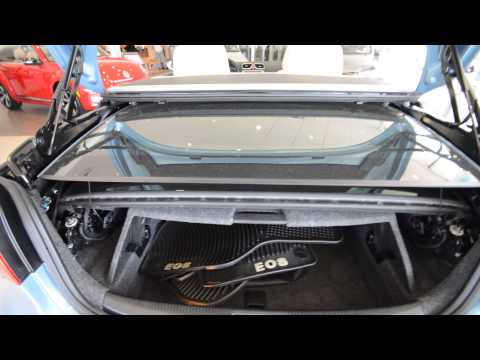 2010 Volkswagen Eos Komfort Convertible (stk# P2719 ) for sale at Trend Motors VW in Rockaway, NJ