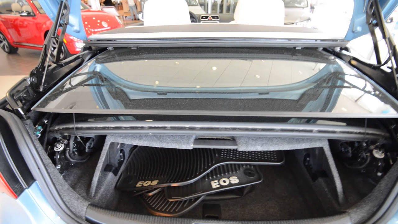 2010 Volkswagen Eos Komfort Convertible Stk P2719 For