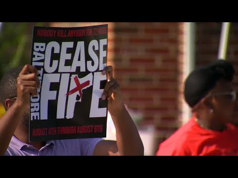 """2 killed in Baltimore during """"cease-fire"""""""