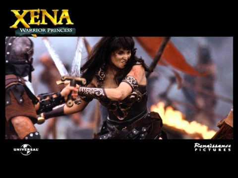 Xena Warrior Princess Soundtrack 2.