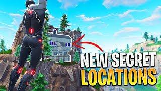 NEW SECRET CITY inside a MOUNTAIN! (Fortnite Season 4 Gameplay)