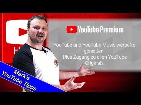 YouTube Music und YouTube Premium jetzt endlich auch in Deutschland!