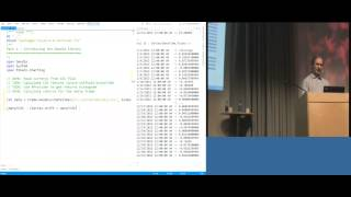 CUFP 2014: Building data and time-series analytics tools for F# - Tomas Petricek
