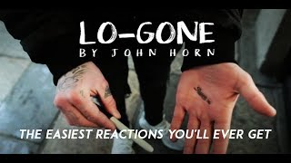 Lo-Gone by John Horn - Available NOW