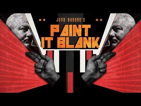 PAINT IT BLANK by John Bannon