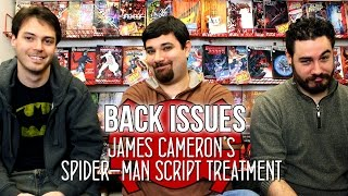 James Cameron's Spider-Man Movie | Back Issues