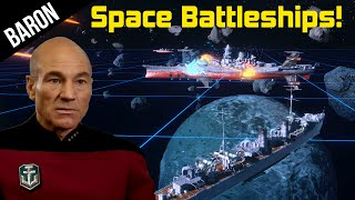 World of Warships - Space Battleship Yamato vs Mighty Fuso!