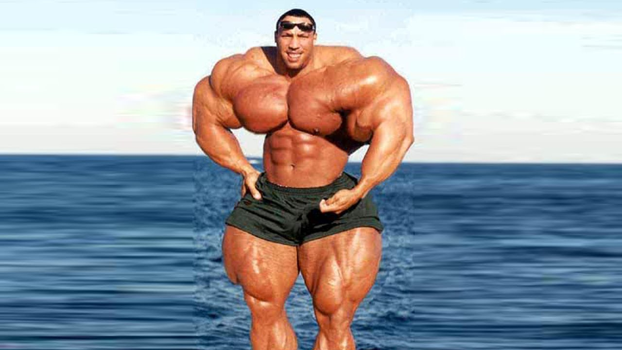 Ultra Extreme Body builder 2016 - YouTube
