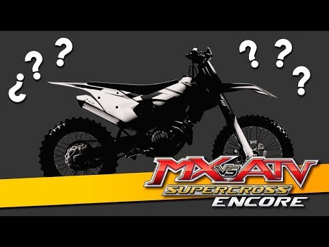 The Best Bike In Supercross Encore?! - MX vs ATV Supercross Encore!