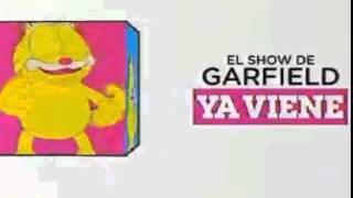 Cartoon network LA Ya viene El show de garfield