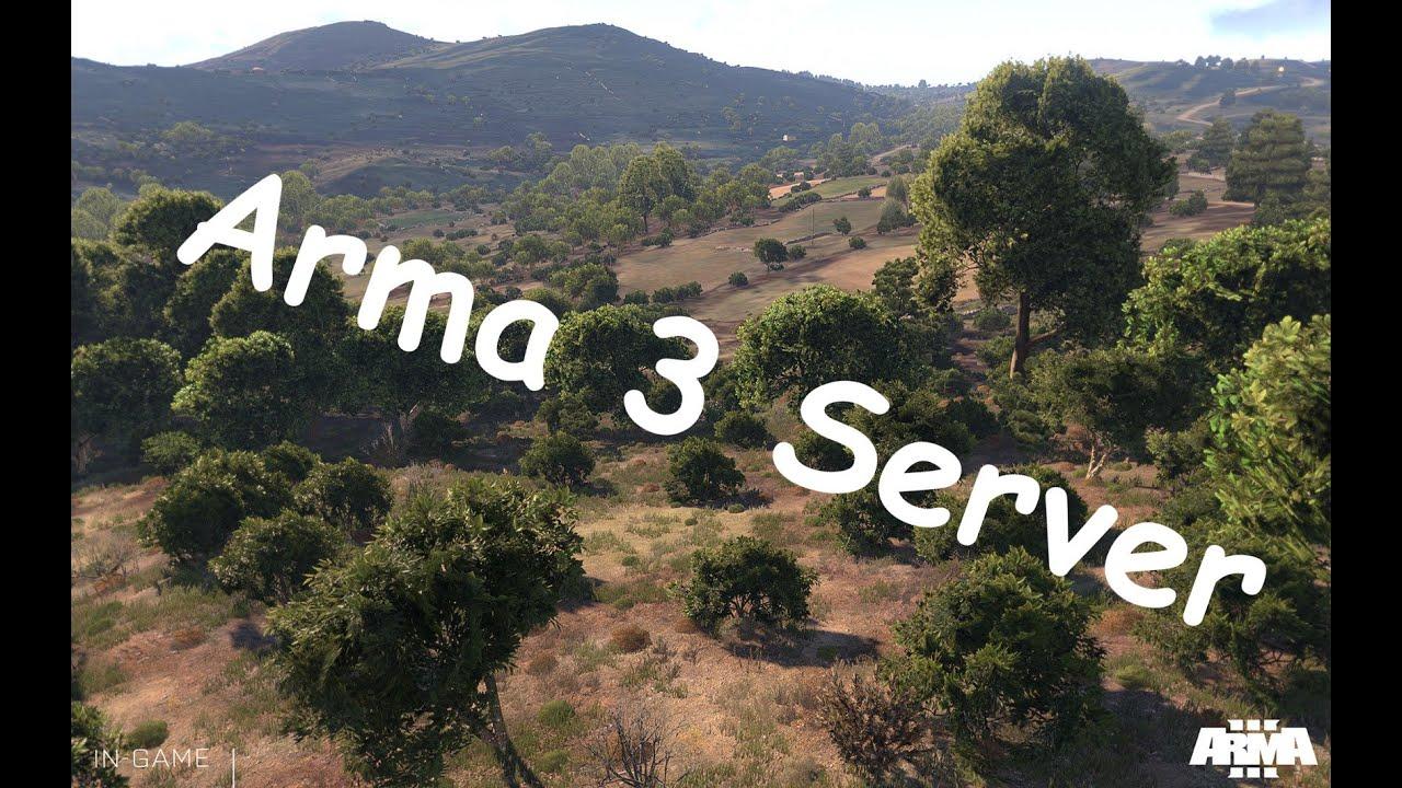 How to set up an Arma 3 server using Hamachi