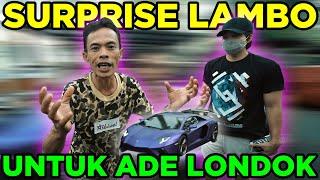 ADE LONDOK Beli Lambo Atta Kaget! Pertama kali nyetir lambo padahal gabisa nyetir!!