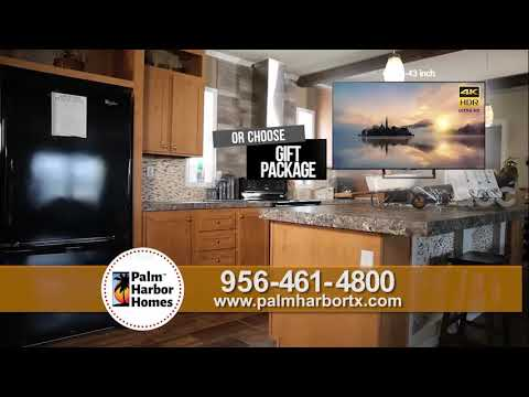 Donna, TX Modular and Manufactured Homes | Palm Harbor Homes