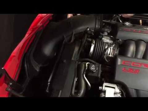 Corvette C6 Alternator Installation