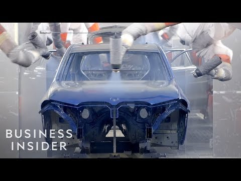 How BMWs Are Made