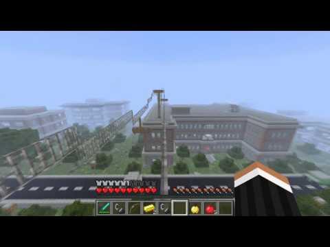 [Minecraft]- Как выигрывать в Hunger Games (Голодных играх) #1