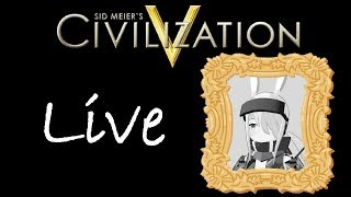 [LIVE] 【たけのこ公国放送局】この荒廃した惑星を支配する【Civ5実況】