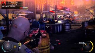 Hitman Absolution - SWEETFX SMAA-FXAA  60 FPS PC GAMEPLAY 1080p