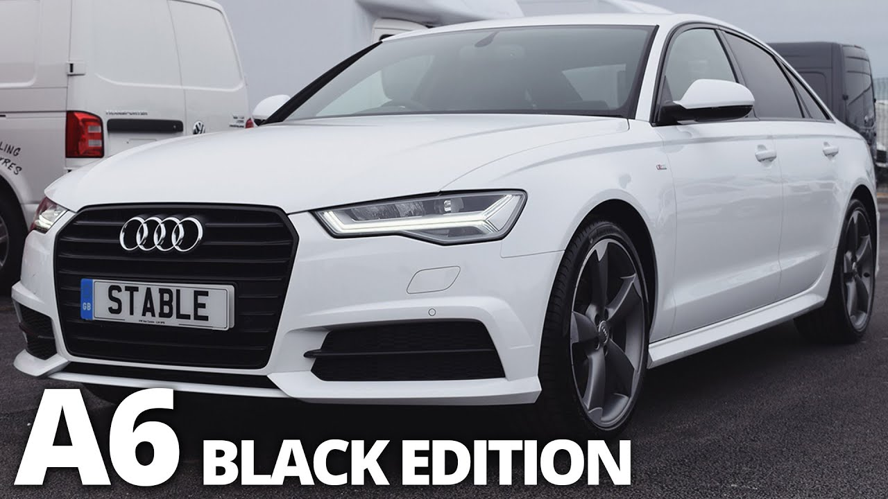 2016 Audi A6 S Line Black Edition Walk Around 2 0 Tdi