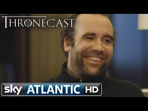 Game Of Thrones - Rory McCann (The Hound) Uncut Thronecast Interview