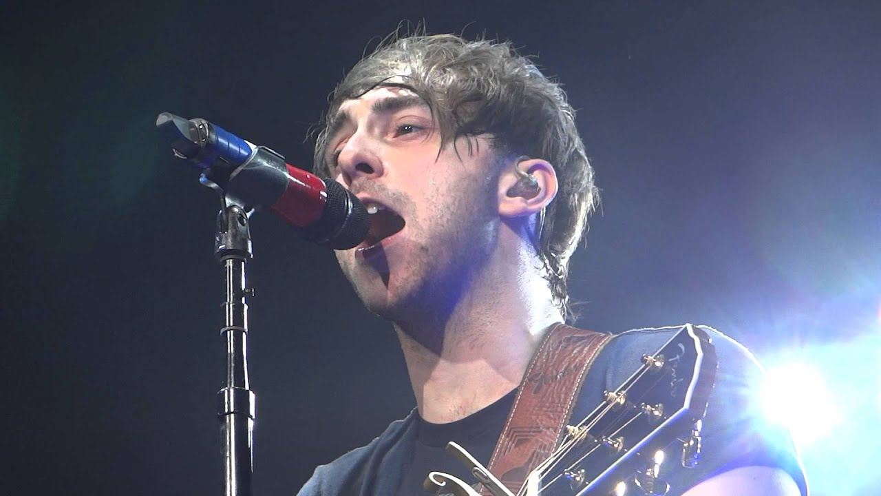 All Time Low- Brixton Academy- 15th March 2014- Remembering Sunday