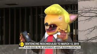 Donald Trump's ex-adviser sentencing delayed
