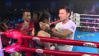 Download Video YOKKAO 26: Donus Jornguangym (Thailand) vs Kwok Hoi Ling (Hong Kong) -50kg MP3 3GP MP4