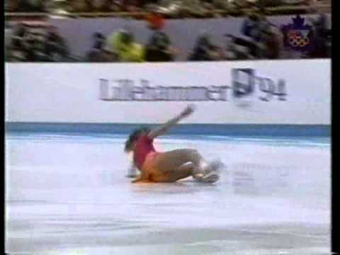 Josée Chouinard LP 1994 Lillehammer Winter Olympics