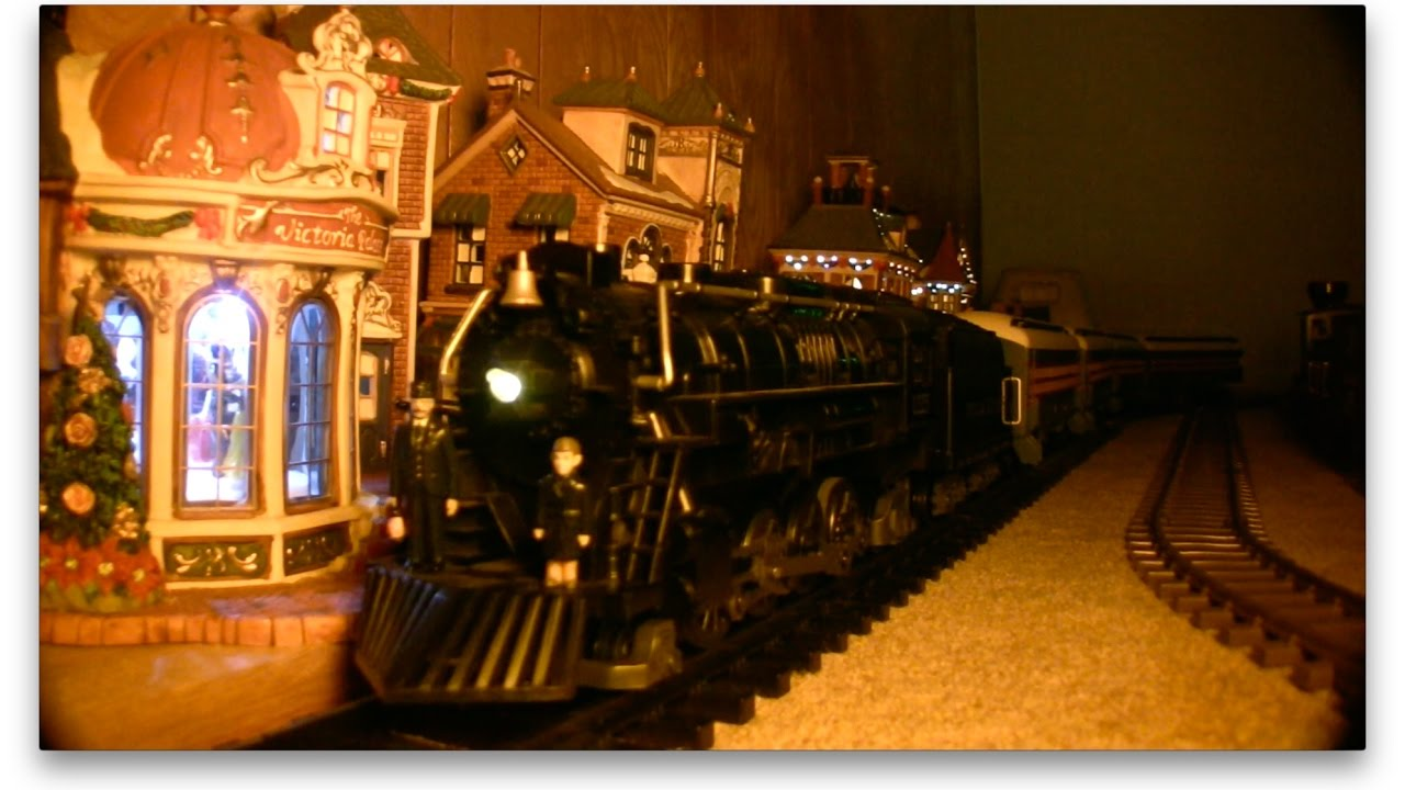 Lionel Polar Express Christmas 2016 Youtube
